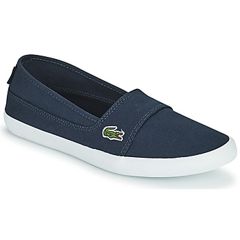 Chaussures Femme Slip ons Lacoste MARICE BL 2 SPW Marine
