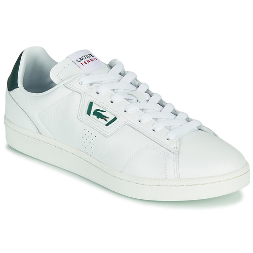 Chaussures Homme Baskets basses Lacoste MASTERS CLASSIC 07211 SMA Blanc / Vert