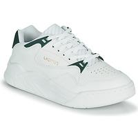Chaussures Femme Baskets basses Lacoste COURT SLAM 0721 1 SFA Blanc / vert