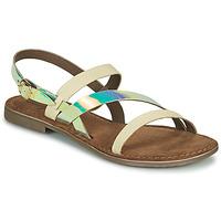 Chaussures Femme Sandales et Nu-pieds Metamorf'Ose JALADIN Blanc