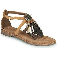 Chaussures Femme Sandales et Nu-pieds Metamorf'Ose JALAP Beige