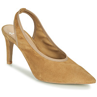 Chaussures Femme Sandales et Nu-pieds Perlato 11819-CAM-CAMEL Camel