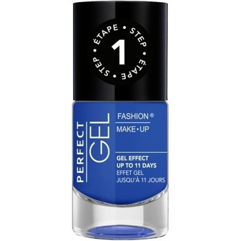 Beauté Femme Vernis à ongles Fashion Make Up Fashion Make-Up - Perfect Gel Vernis Etape 1 n°21 jeans ... Bleu