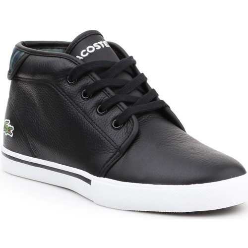 Chaussures Femme Baskets montantes Lacoste Ampthill Ivy SPW 7-28SPW10431R6 czarny