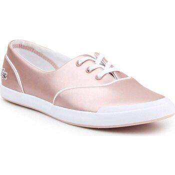 Chaussures Femme Baskets basses Lacoste Lancelle 3 EYE 117 7-33CAW103115J różowy