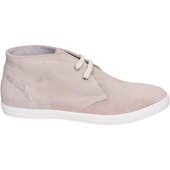 Chaussures Fille Mocassins NeroGiardini BK596 Beige