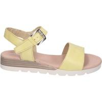 Chaussures Femme Sandales et Nu-pieds Rizzoli BK599 Jaune