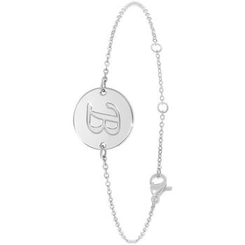 Montres & Bijoux Femme Bracelets Sc Crystal B2281-ARGENT-B Argenté