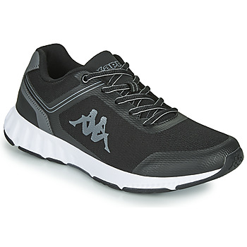 Chaussures Homme Baskets basses Kappa FASTER Noir / Gris