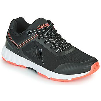 Chaussures Femme Fitness / Training Kappa FASTER Noir / Rose
