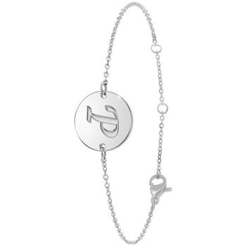 Montres & Bijoux Femme Bracelets Sc Crystal B2281-ARGENT-P Argenté