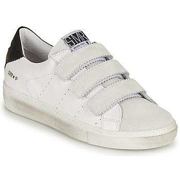 Chaussures Femme Baskets basses Semerdjian DONIG Blanc