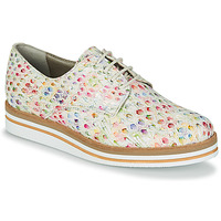 Chaussures Femme Derbies Dorking ROMY Multicolore