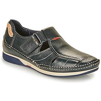 Chaussures Homme Sandales et Nu-pieds Fluchos TORNADO Marine