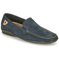 Chaussures Homme Mocassins Fluchos 7149-CROSS-OCEANO Marine