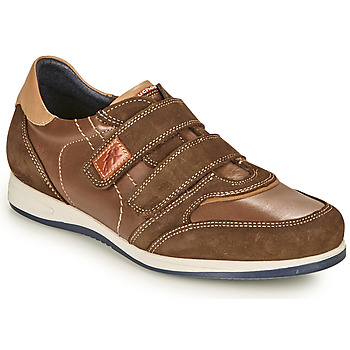 Chaussures Homme Baskets basses Fluchos 9271-CRETA-FOCA Marron