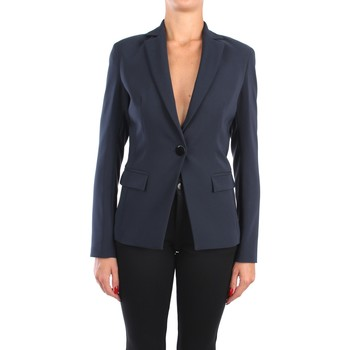 Vêtements Femme Vestes / Blazers Hanita H.J846.2838 Bleu