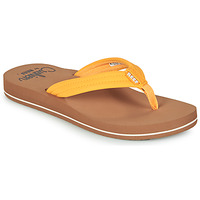 Chaussures Femme Tongs Reef REEF CUSHION BREEZE Jaune