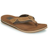 Chaussures Homme Tongs Reef CUSHION DAWN Marron