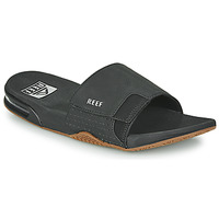 Chaussures Homme Claquettes Reef FANNING SLIDE Noir