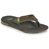 Chaussures Homme Tongs Reef FANNING LOW Marron