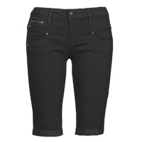 Vêtements Femme Shorts / Bermudas Freeman T.Porter BELIXA black