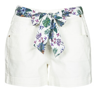 Vêtements Femme Shorts / Bermudas Freeman T.Porter GINGER MUZEY snow white