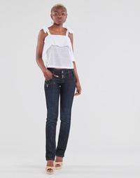 Vêtements Femme Jeans droit Freeman T.Porter AMELIE SDM eclipse
