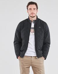 Vêtements Homme Blousons Gant QUILTED WINDCHEATER Noir