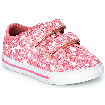 Chaussures Fille Baskets basses Chicco FIORENZA Rose