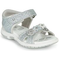 Chaussures Fille Sandales et Nu-pieds Chicco FABIANA Argenté