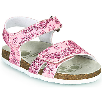 Chaussures Fille Sandales et Nu-pieds Chicco FIORE Rose