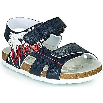 Chaussures Garçon Sandales et Nu-pieds Chicco FIUME Bleu