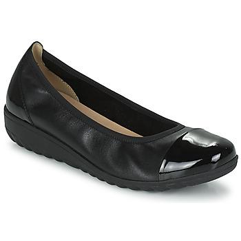 Chaussures Femme Ballerines / babies Caprice 22103-026 Noir
