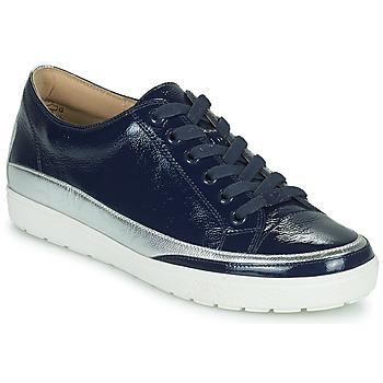 Chaussures Femme Baskets basses Caprice 23654-889 Bleu