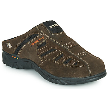 Chaussures Homme Sabots Dockers by Gerli 36LI005-320 Marron