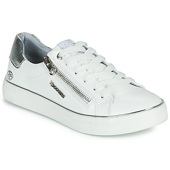 Chaussures Femme Baskets basses Dockers by Gerli 44MA205-591 Blanc