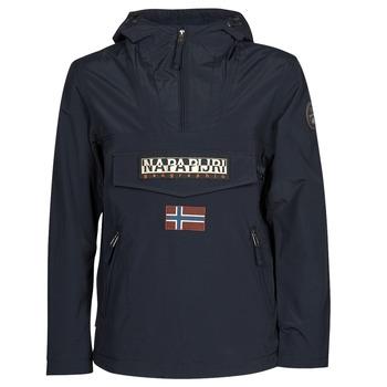 Vêtements Homme Parkas Napapijri RAINFOREST SUMMER POCKET Marine