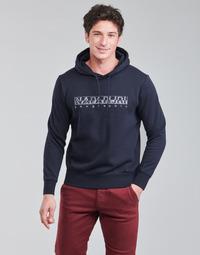Vêtements Homme Sweats Napapijri BALLAR Marine