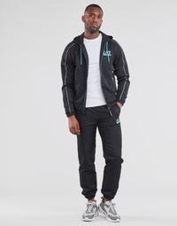Vêtements Homme Ensembles de survêtement Emporio Armani EA7 FRUNNI Noir