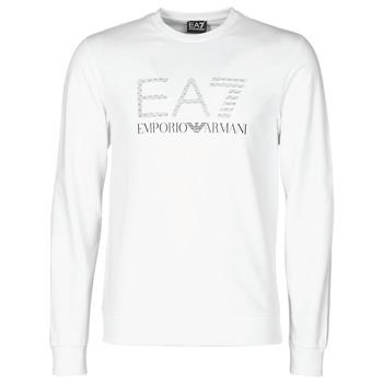 Vêtements Homme Sweats Emporio Armani EA7 3KPMD7-PJ2SZ-1100 Blanc