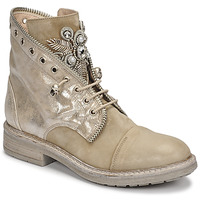 Chaussures Femme Boots Fru.it 6850-480-IVORY Beige