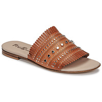 Chaussures Femme Mules Fru.it 6765-100-CUOIO Marron