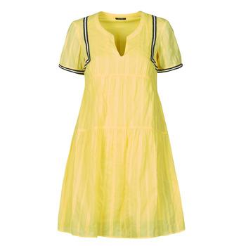Vêtements Femme Robes courtes One Step ROYA Jaune
