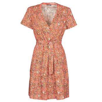 Vêtements Femme Robes courtes One Step REY Rouge