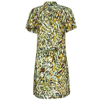 Vêtements Femme Robes courtes One Step RAINBOW Vert