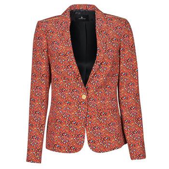 Vêtements Femme Vestes / Blazers One Step VINNY Rouge / Multicolore