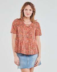 Vêtements Femme Tops / Blouses One Step CARA Rouge / Multicolore