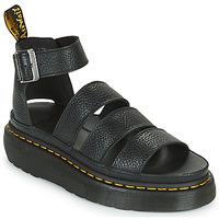 Chaussures Femme Sandales et Nu-pieds Dr Martens CLARISSA II QUAD Noir