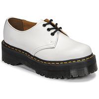 Chaussures Femme Derbies Dr Martens 1461 QUAD Blanc
